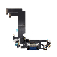 Replacement for iPhone 12 Mini USB Charging Flex Cable - Blue