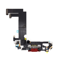 Replacement for iPhone 12 Mini USB Charging Flex Cable - Red