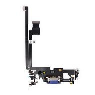 Replacement for iPhone 12 Pro Max USB Charging Flex Cable - Pacific Blue