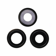 Replacement for iPhone 12 Pro Rear Camera Holder with Lens - Graphite
