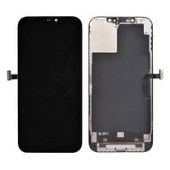 Replacement For iPhone 12 Pro Max OLED Screen Digitizer Assembly - Black