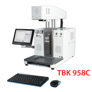 TBK 958C Automatic Laser Removal Back Cover Glass Machine