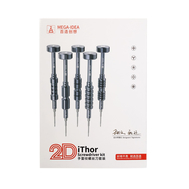 QIANLI MEGA-IDEA 2D iThor Screwdriver (5pcs/set)