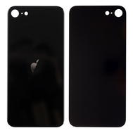 Replacement for iPhone SE 2nd Back Cover - Space Gray