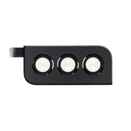 Replacement for Samsung Galaxy S21 Plus Rear Camera Holder with Lens - Black