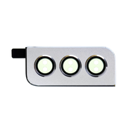 Replacement for Samsung Galaxy S21 Plus Rear Camera Holder with Lens - Silver