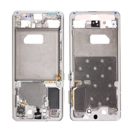 Replacement for Samsung Galaxy S21 Rear Housing Frame - White