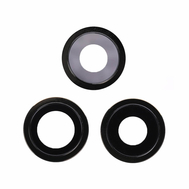 Replacement for iPhone 12 Pro Max Rear Camera Holder with Lens - Graphite