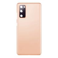 Replacement for Samsung Galaxy S20 FE 5G Battery Door - Cloud Orange