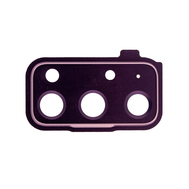 Replacement for Samsung Galaxy S20 FE 5G Rear Camera Holder with Lens - Cloud Lavender