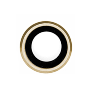 """Replacement for iPad Pro 12.9"""" 2nd Rear Camera Holder with Lens - Gold"""