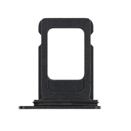 Replacement for iPhone 12 Single SIM Card Tray - Black