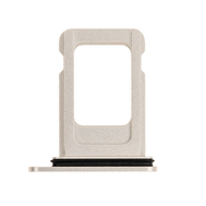 Replacement for iPhone 12 Single SIM Card Tray - White