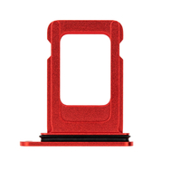 Replacement for iPhone 12 Single SIM Card Tray - Red