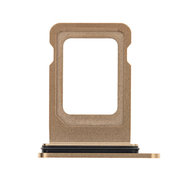 Replacement for iPhone 12 Pro/12 Pro Max Single SIM Card Tray - Gold