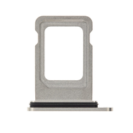 Replacement for iPhone 12 Pro/12 Pro Max Single SIM Card Tray - Silver