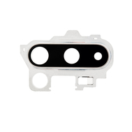 Replacement for OnePlus 8 Pro Rear Camera Holder with Lens - Silver