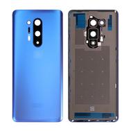 Replacement for OnePlus 8 Pro Battery Door - Ultramarine Blue