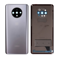 Replacement for OnePlus 7T Battery Door - Frosted Silver