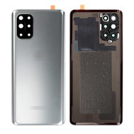 Replacement for OnePlus 8T Battery Door - Lunar Silver
