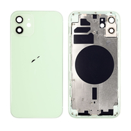 Replacement For iPhone 12 Rear Housing with Frame - Green