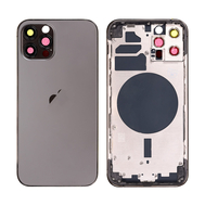 Replacement For iPhone 12 Pro Rear Housing with Frame - Graphite