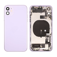 Replacement for iPhone 11 Back Cover Full Assembly - Purple