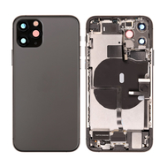 Replacement for iPhone 11 Pro Back Cover Full Assembly - Space Gray
