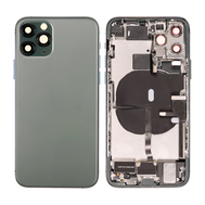 Replacement for iPhone 11 Pro Back Cover Full Assembly - Midnight Green