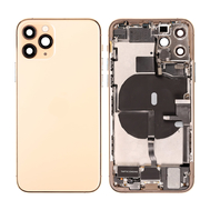 Replacement for iPhone 11 Pro Back Cover Full Assembly - Gold