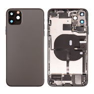 Replacement for iPhone 11 Pro Max Back Cover Full Assembly - Space Gray