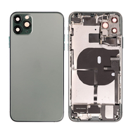 Replacement for iPhone 11 Pro Max Back Cover Full Assembly - Midnight Green