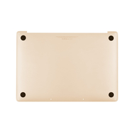 """Gold Bottom Case for MacBook Pro 15"""" Touch A1707/A1990 (Late 2016,Mid 2019)"""