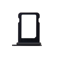 Replacement for iPhone 12 Mini SIM Card Tray - Black
