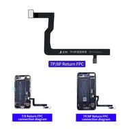 JC-ID Universal Fingerprint FPC Flex Cable for iPhone 7 7P 8 8P
