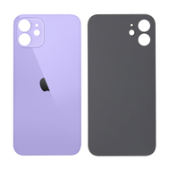 Replacement for iPhone 12 Back Cover - Purple