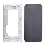Aluminium Alloy LCD Screen Laminating Positioning Mould for iPhone 12Pro