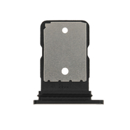 Replacement for Google Pixel 4A 5G SIM Card Tray - Black