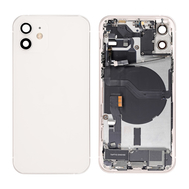 Replacement for iPhone 12 Back Cover Full Assembly - White