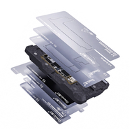 QIANLI 10IN1 Mid Frame Reballing Platform for iPhone X-12 Pro Max