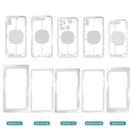 Laser Separator Machine Back Glass Injury Free Protective Mould (13pcs/set) for iPhone 8-12ProMax