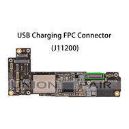Replacement for iPhone 12/12 Pro USB Charging Connector Port Onboard, fig. 1