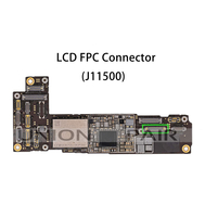 Replacement for iPhone 12/12 Pro LCD Connector Port Onboard, fig. 1