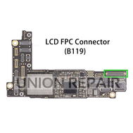 Replacement for iPhone 12 Mini LCD Connector Port Onboard