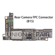 Replacement for iPhone 12 Mini Rear Camera Connector Port Onboard