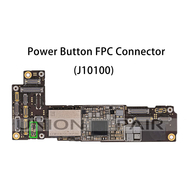 Replacement for iPhone 12/12 Mini/12 Pro/12 Pro Max Power Volume Button Connector Port Onboard