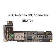 Replacement for iPhone 12/12 Mini/12 Pro/12 Pro Max Top Short Antenna Connector Port Onboard