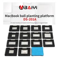 DS-201A Macbook Ball Planting Platform for CPU GPU PCH BGA Chips