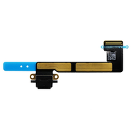 Replacement for iPad Mini 2/3 USB Charging Connector Flex Cable - Black