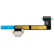 Replacement for iPad Mini 2/3 USB Charging Connector Flex Cable - White